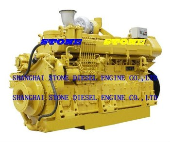 JICHAI 8190 series marine engine 500KW to 720KW