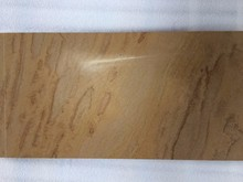 Sichuan Wood Vein Yellow Sandstone for Flooring and Wall Tiles