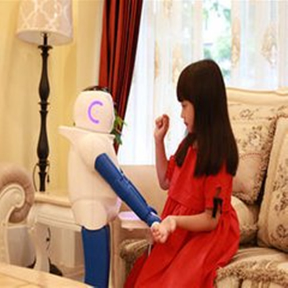Future Angel: ABS Household Serving Humanoid Robot for Home Service