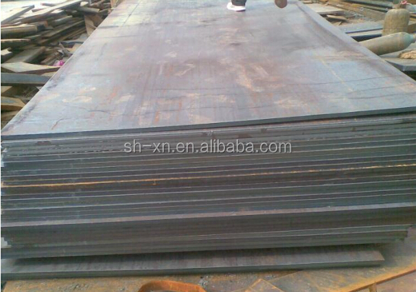 QSTE 420/460/500 steel plate used for vehicle