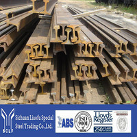 Lowest Price And Satisfied Quality Steel Rail With A Lot Of Sizes In Our WareHouse