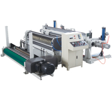 TSFQ-1600c High Quality High Quality Cigarette Paper Slitting And Rewinding Machine