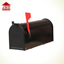JHC-4015 us keyless lock metal mailbox box for mail and newspaper and parcel