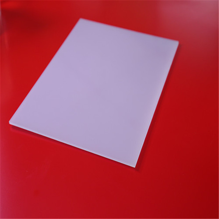 heat insulation solid polycarbonate roof sheet