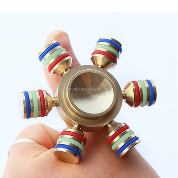 New manufacturing creative edc fidget hand spinners for Stress toys