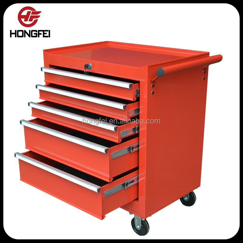 Middle 5 drawer 27 inch mental tool box with OEM <strong>service</strong>
