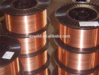Hot selling co2 gas shielded brass welding wire copper scrap / copper wire for sale soldering wire roll with low price