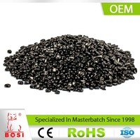 PET Fiber Black Masterbatch For Non-Woven Fabrics