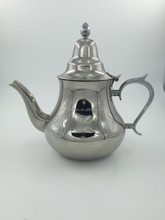 2017 NEW STAINLESS STEEL MOROCCAN TEAPOT