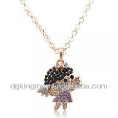 2013 Fashion Jewelry Accessory Necklace Jewelry Seoul Mother Child Necklace