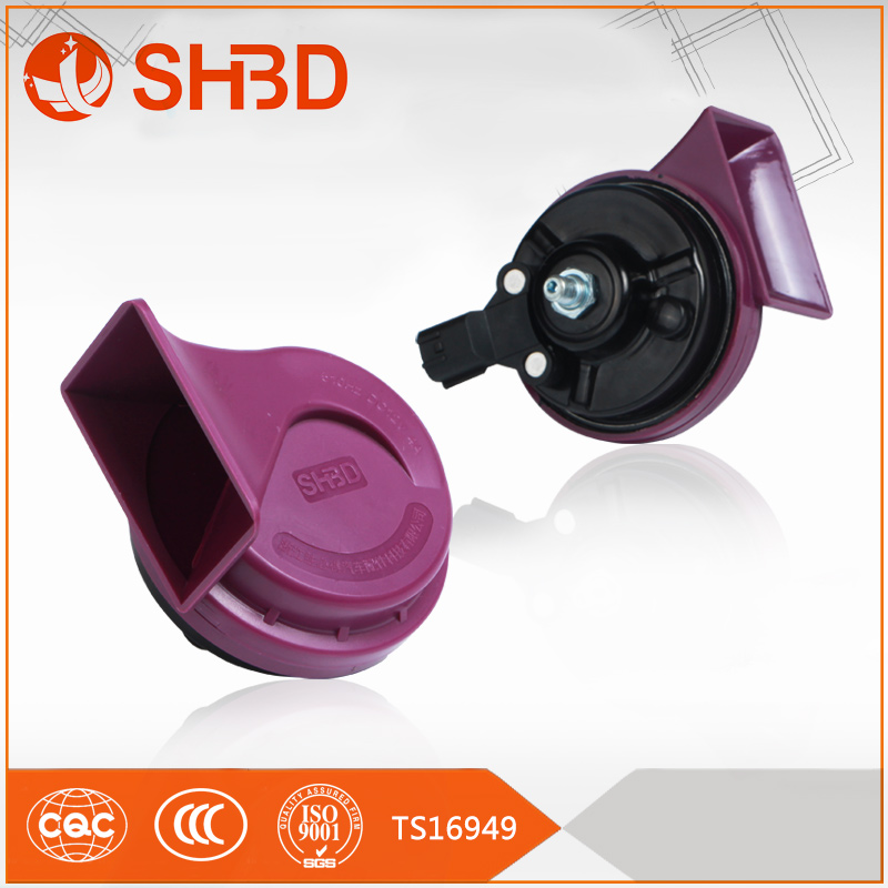 shbd denso type auto disc horn for toyato motorbike for Hyundai cars