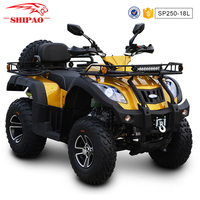 SP250-18 Shipao Zongshen engine 500cc china atv