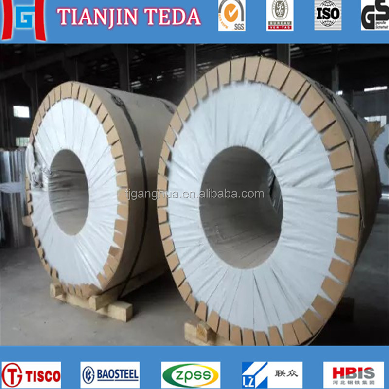 2B finish stainless steel coil grade 443