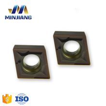 Minjiang Factory Price Indexable Cnc Turning Tool Carbide Inserts