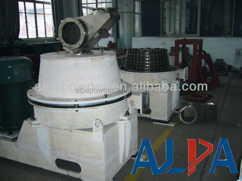 RTM series Turbo Mill machinery for chemical