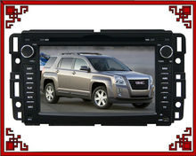 2-Din in-dash Car Headunit Navigation System for Chevy 2006 - 09 impala