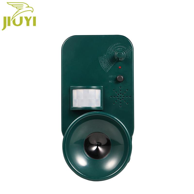 2017 new Ultrasonic automatic birds repeller