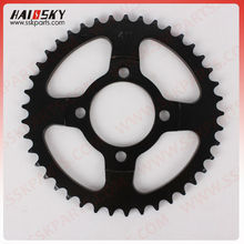 HAISSKY motorcycle chain sprocket CD70 China Manufacturer