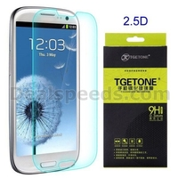 Ultra Slim 9H Arc Tempered Screen Protector for Galaxy S3 2.5D Glass Samsung I9300