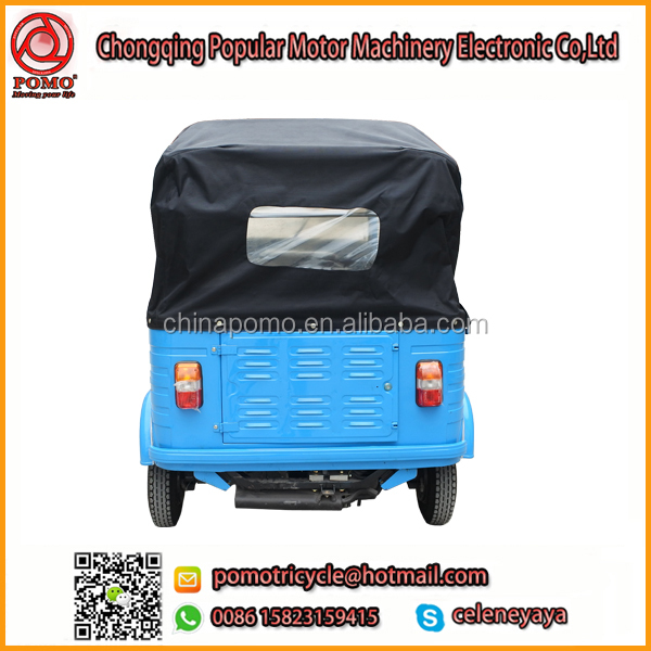 Popular Passenger Motorcycle With Roof,Motor Tricycle Triciclo Motocar Motocarro Mototaxi,Tvs King Tuk Tuk Spares
