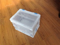 Foldable Storage Packaging Boxes with single cover
