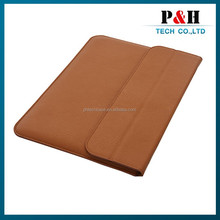 2015 Thinnest Version leather case for Macbook 12inch