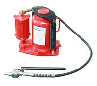 12T Hydraulic Air Bottle Jack with Safety Spring Ram Retention
