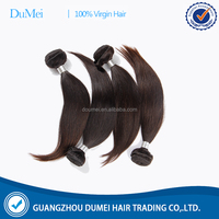 Dropshipping wholesale factory price machine weft 100 percent raw virgin brazilian hair