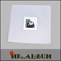 fabric cover photo album mini album