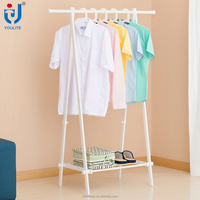 Heavy Duty Folding Stand Metal Coat