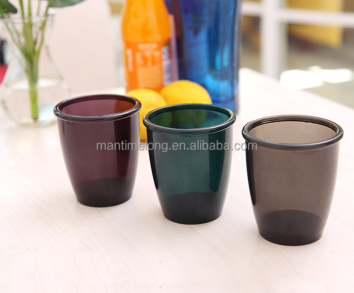 Creative design transparent cup, juice cup beer mug novelty gifts