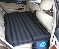 With Inflator Pump and 2 Pillows Wholesale Oxford Cloth Car Back Seat Air Mattress Inflatable Sex Bed