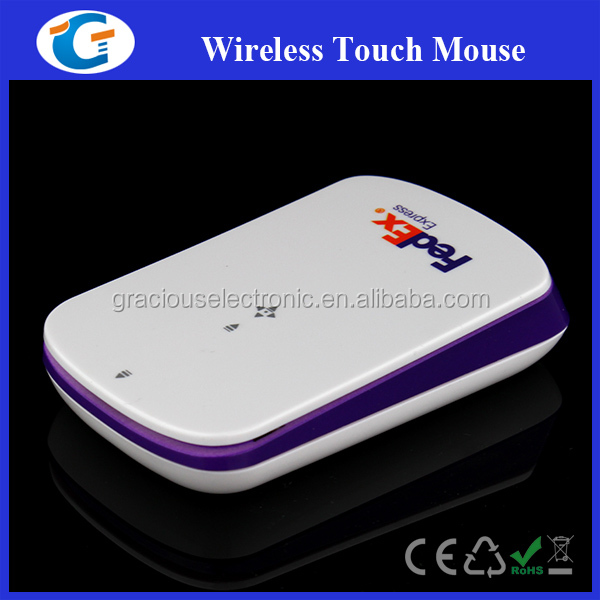 Mini cute wireless touch laptop mouse