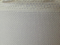 100% cotton cloth Aida cross stitch fabric /cloth