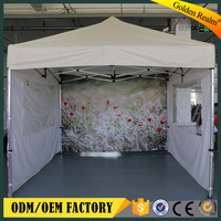 4x4 pop up canopy tent for trade show