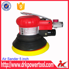 Steel polisher and air sander polisher DRK8402 Vacuum cleaner Air Sander for wood material prevents Dust get into Air sander