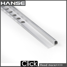 HS-125 pencil curved ceramic tile trim corner edge