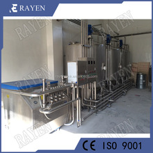 Stainless steel beverage production coconut milk processing machines