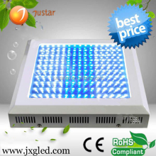 High power full spectrum 300w waterproof programmable led aquarium lighting