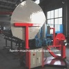 Spiral tube former machine tube making machine spiral duct machine