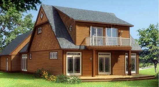 Cheap Manufactured Prefabricated Modular Green Homes Sip