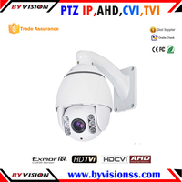 Total Metal body ip66 10x 20x 30x zoom auto tracking hd-sdi speed dome camera