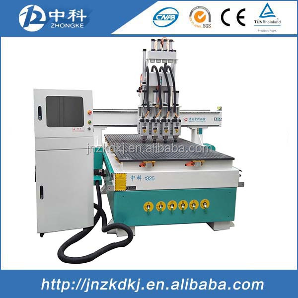 Door cabinets ATC 3d cnc router