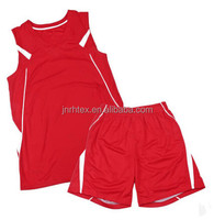 New 2014 basketball jersey uniform design made in china
