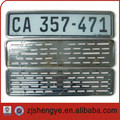 european custom design stainless steel plate cover