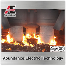 Electric melting furnace for ferrosilicon line production/Submerged arc furnace