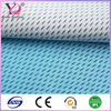 Nylon polyester knit bird eye mesh fabric