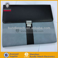 Blue Leather Briefcase Sleeve Case Cover Kickstand For Apple The New iPad 2 3 4