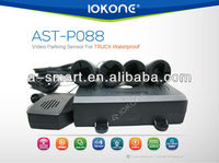 Truck Video Parking Sensor with 0.3m~2.0m display distance