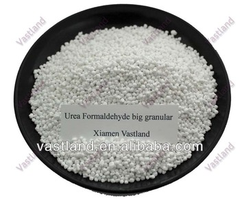 Urea formaldehyde slow release granular fertilizer